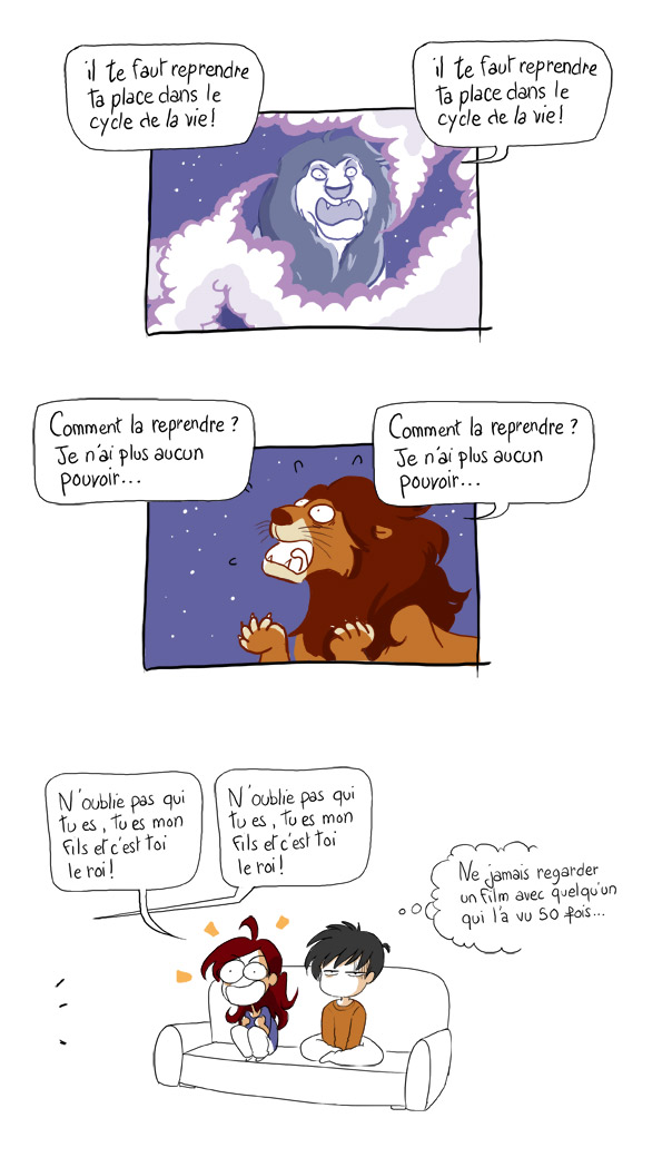 N'oublie pas qui tu es - Roi Lion - YATUU