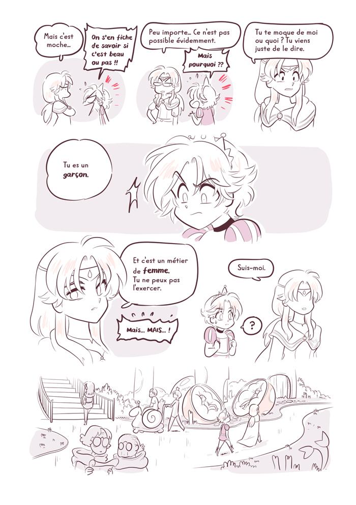 bd Erika princes détresse