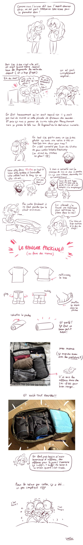 ranger packing voyage