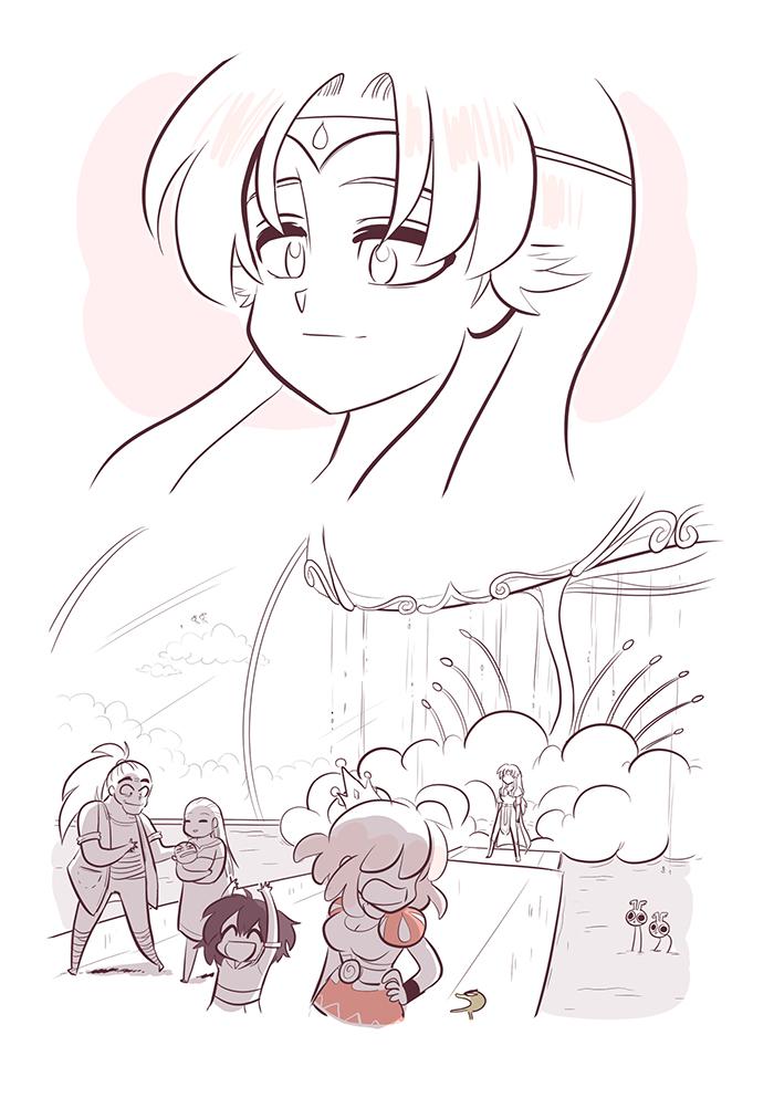 bd princesse princes détresse